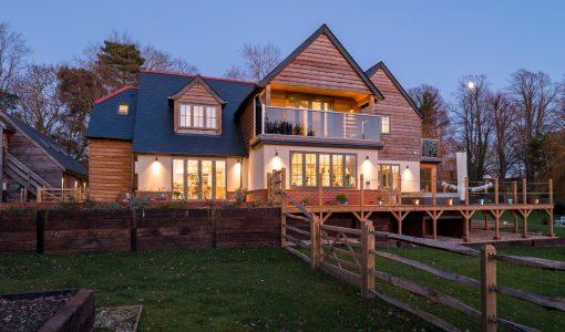 indicative image of homes at Kimbolton