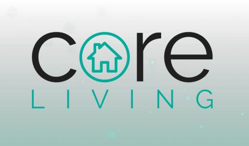 Core Living logo
