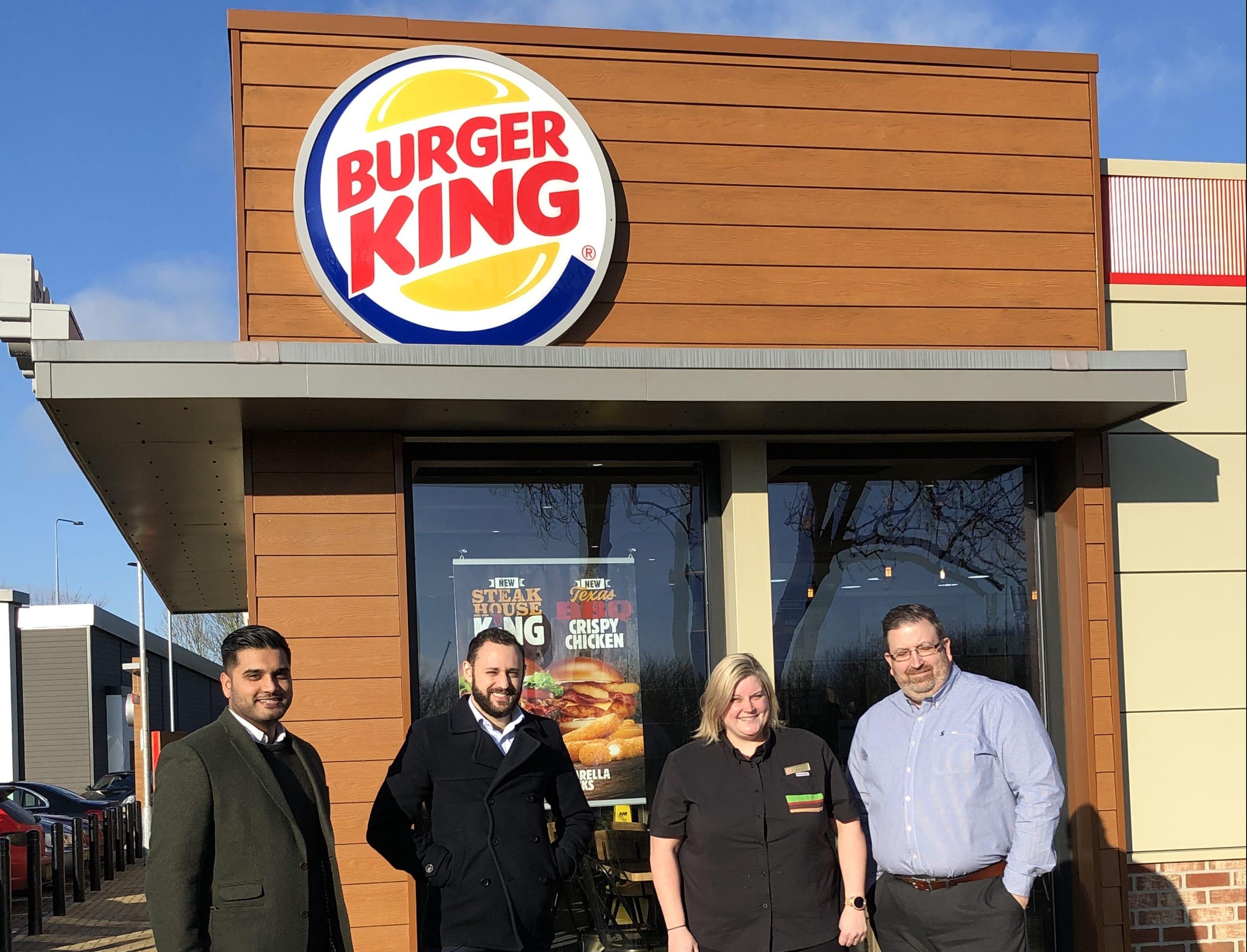 Burger King A14