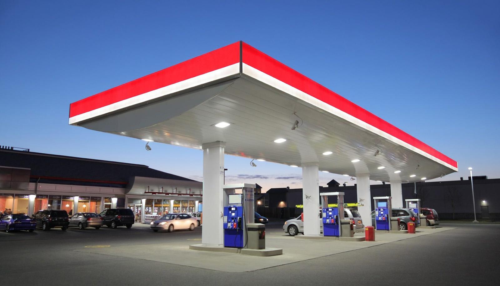 Indicative Image of Petrol Filling Station