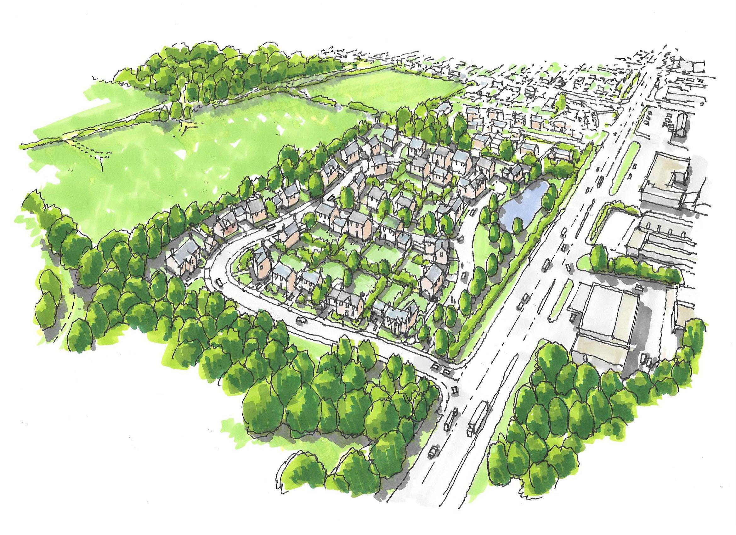 Shepshed Residential Development