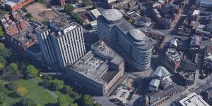 Bendigo Building Nottingham residential development