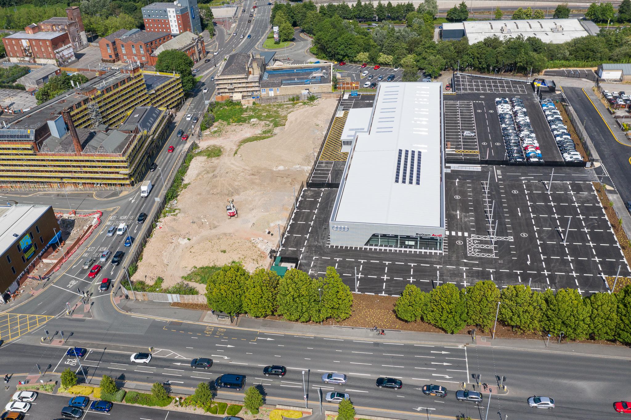 Bolton site Godwin Developments