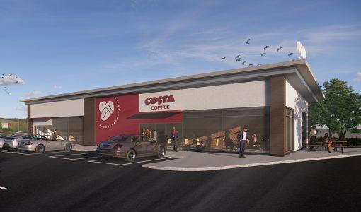 Costa Coffee Stoke on Trent
