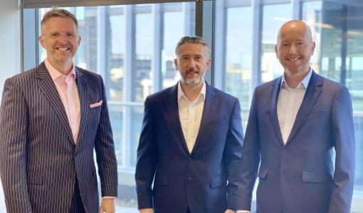Godwin trio of senior appointments